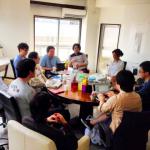 ゆるカフェ朝会#24 歓談メモ(2014/5/31)