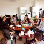 ゆるカフェ朝会#22 歓談メモ(2014/5/10)